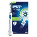 Braun - Oral B eltandbørste Pro 600 crossaction