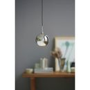 Herstal Ballon Pendant 5W LED Chrome w/dimmer